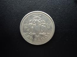BARBADES : 25 CENTS  1994  KM 13 *   SUP - Barbados