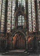 PARIS - La Sainte-Chapelle - L'autel Et La Tribune Des Reliques - Frankrijk