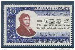 "FR YT 1734 "" J F Champollion "" 1972 Neuf** - Neufs"