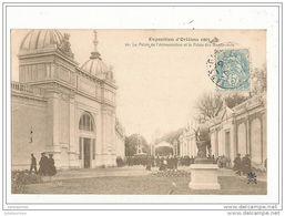 45 ORLEANS EXPOSITION 1905 LE PALAIS DE L ALIMENTATION CPA BON ETAT - Orleans