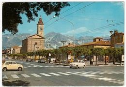 MARINA DI CARRARA - PIAZZA GINO MENCONI - 1974 - AUTOMOBILI - CARS - Carrara