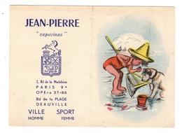 ILLUSTRATEURS Signés - Germaine Bouret, Calendrier De Poche 1958 - Bouret, Germaine