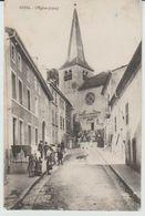 Lot De 8 Cartes Du Département De Meurthe Et Moselle - Unclassified