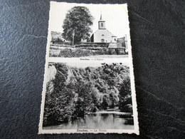 CPSM - DOURBES - L'église Et Le Viroin - Viroinval