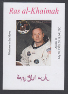Mission To The Moon, Ras Al-Khaima - Raumfahrt