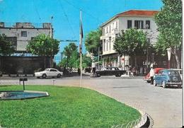 Bellariva (Rimini) - Viale Rimenbranze (Allée Souvenir) E Pensione Ideale - Fiat 500, Alfa Roméo - Rimini