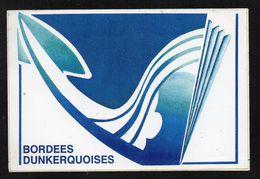 BORDEES DUNKERQUOISES - Autocollant  - Ref: 1370 - Stickers