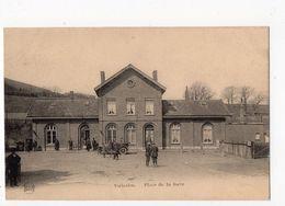 5 - VIELSALM  -  Place De La Gare  *gare* - Vielsalm