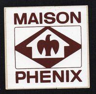 MAISON PHENIX - Autocollant  - Ref: 1372 - Stickers
