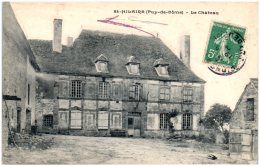 63 SAINT-HILAIRE - Le Chateau - Frankreich
