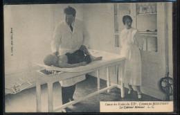 78 -- Caisse Des Ecoles Du XXe -- Colonie De Montigny -- Le Cabinet Medical - Montigny Le Bretonneux