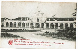 GUATEMALA CITY / Palais National - Guatemala