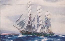 SAILING SHIP 'CIMBA' - Sailing Vessels