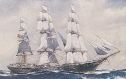 SAILING SHIP 'JAMES BAINES' - Sailing Vessels