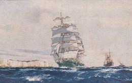 SAILING SHIP 'MILTIADES' - Sailing Vessels