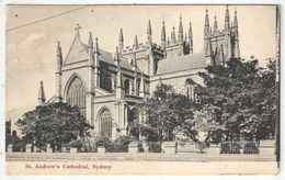 St. Andrew's Cathedral, Sydney - 1909 - Sydney