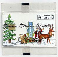 Spain - Telefonica - Christmas Cabitel Feliz 1999 - P-370 - 12.1998, 16.000ex, NSB - España