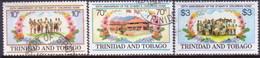 TRINIDAD & TOBAGO 1984 SG #666-68 Compl.set Used St.Mary's Children's Home - Trinidad & Tobago (1962-...)
