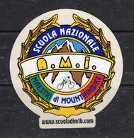 A.M.I.  Scuola Nazionale Maestri Di Mountainbike - - Stickers