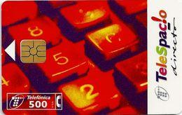 Spain - Telefonica - Telespacio - P-274 - 02.1997, 9.000ex, Mint (check Photos!) - España
