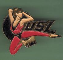 GYM *** USL *** 0003 - Gymnastics
