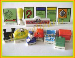 Monopoly .. Série Complète De 14 Fèves ... Ref AFF : 66-1999 ... (pan 0026) - Sports