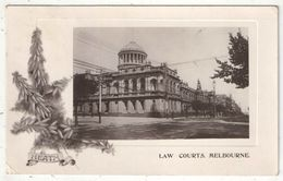 Law Courts, Melbourne - 1910 - Melbourne