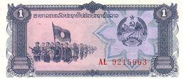 Lao  P.25 1 Kip 1979 Unc - Laos