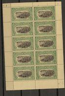 CONGO BELGE Ocb Nr :  64 ** MNH  Type A Alpha (zie  Scan) - 1894-1923 Mols: Nuovi