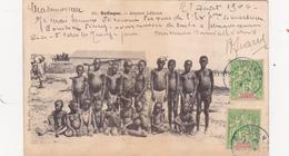 CPA SENEGAL RUFISQUE Types Jeunes Lébous - Senegal