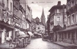 14 - Lisieux - Grand Rue - Lisieux