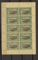 CONGO BELGE Ocb Nr :  64 ** MNH  Type C Alpha (zie  Scan) - Congo Belge