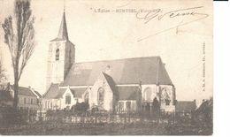 Mortsel - CPA - L'Eglise (vieux Dieu) - Mortsel