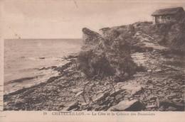 CHATELAILLON - La Cote Et La Cabane Des Douaniers - - - Châtelaillon-Plage