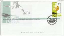 Armenia 2004 FIFA 100 Years - Armenia