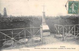 CROISSY - Derniers Vestiges Des Exécutions Capitales Du Temps Féodal - Croissy-sur-Seine