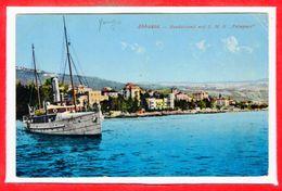 CROATIE -- ABBAZIA - Croazia