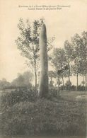 P-18.ma : 1151 : PRECIAMONT. ENVIRONS DE LA FERTE-MILON. MENHIR DECOUVERT LE 25 JANVIER 1866 - Dolmen & Menhirs