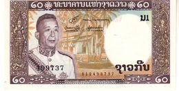 Lao  P.11  20 Kip 1962 Unc - Laos