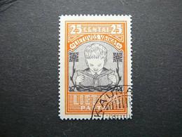 Lietuva Litauen Lituanie Litouwen Lithuania 1933 Lithuanian Child Used # Mi. 367 A - Lithuania