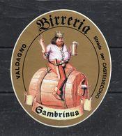 Valdagno (VI) - Birreria GAMBRINUS - - Stickers
