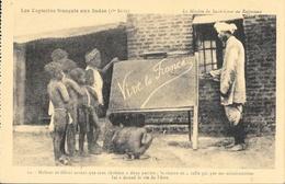 Les Capucins Français Aux Indes, La Mission Du Sacré-Coeur Au Rajputana, Maitres Et élèves, Carte Non Circulée - Missions