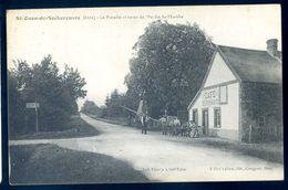 Cpa Du 61 St Ouen De Secherouvre Le Paradis Et Route De Moulin La Marche MARS18-05 - France