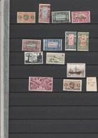 St Pierre Et Miquelon Lot De 13 Timbres - Tous états - Collections, Lots & Séries