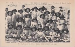 Bo - Cpa ARCACHON - Les Enfants De La Maison Claire (pour Les Enfants Pauvres De Nos Soldats) - Arcachon