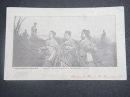JAPON - Carte Postale De Osaka, Jeunes Femmes En Promenade - L 15093 - Osaka