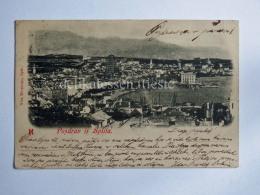 SPALATO SPLIT Pozdrav DALMAZIA Croazia AK Old Postcard - Croacia