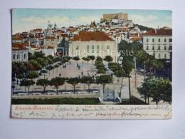 SEBENICO SIBENIK DALMAZIA Croazia Borgo Di Terra AK Old Postcard - Croacia