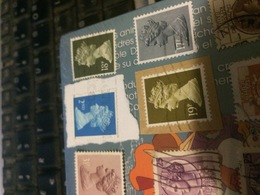 Inghilterra Regina Elisabetta - Stamps
