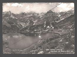 Trübsee - Sesselbahn Mit Hahnen - 1955 - OW Obwald